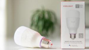 Xiaomi bringt smarte Lampen ab 9,90€ nach Europa