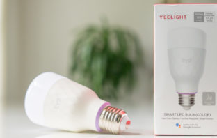 "Die Xiaomi Yeelight - Light Bulb Color V2 E27 - ""Glühbirne"" im Test!"