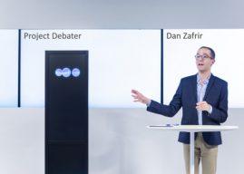 IBMs KI-System debattiert mit Mensch
