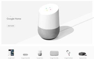 Screenshot Google Store