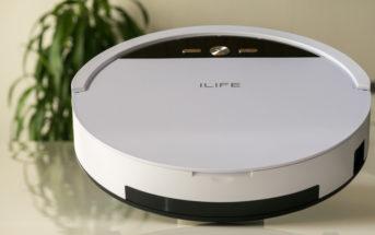 Der ILIFE V4 Staubsauger Roboter im Test