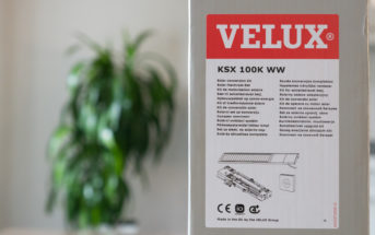 Velux Dachfenster elektrisch nachrüsten - Das Velux KSX 100K im Test