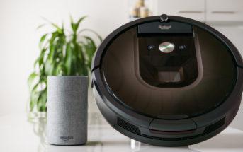 iRobot Roomba mit Amazon Alexa steuern