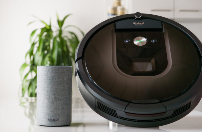 iRobot Roomba mit Amazon Alexa steuern
