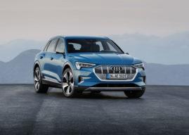 Audi e-tron: das erste Auto mit integrierter Alexa