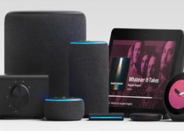 Das sind die neuen Echo Geräte mit Alexa von Amazon!