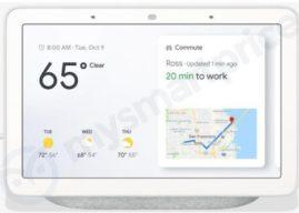 Leak: Das ist der neue Google Home Hub!