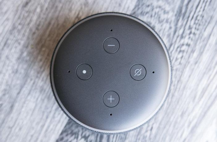 Echo Dot 3. Generation 04