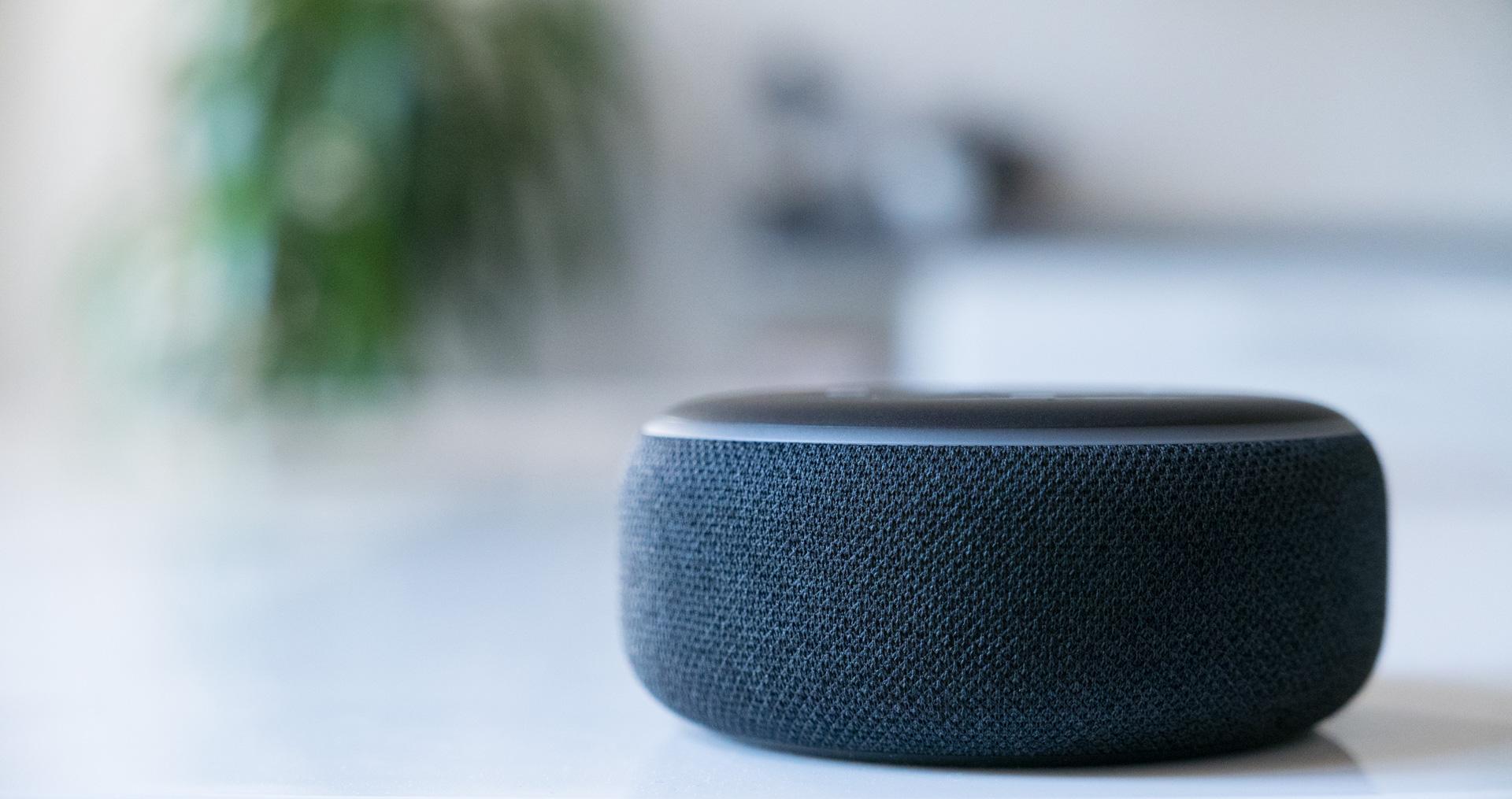 gravis der neue echo dot der 3 generation. Black Bedroom Furniture Sets. Home Design Ideas