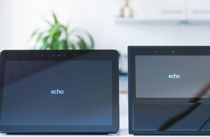 Echo Show 1. & 2. Generation Titelbild