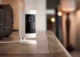 Neu: Ring Stick Up Cams – Sicherheitskameras für den Innen- und Außenbereich