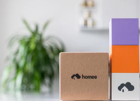 Homee erhält Update auf Version 2.33 und bringt Windüberwachung