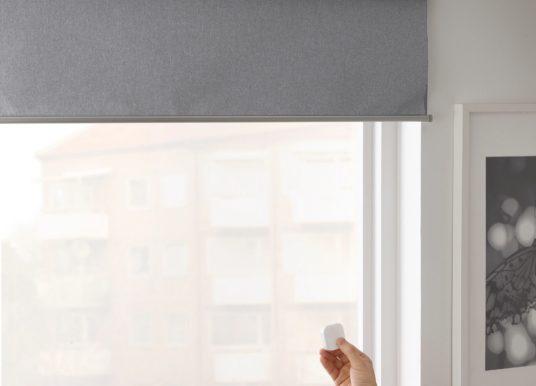 IKEA Tradfri Fyrtur Rollos in ersten Filialen erhältlich