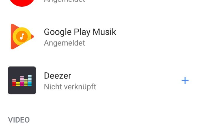 Google Home YouTube