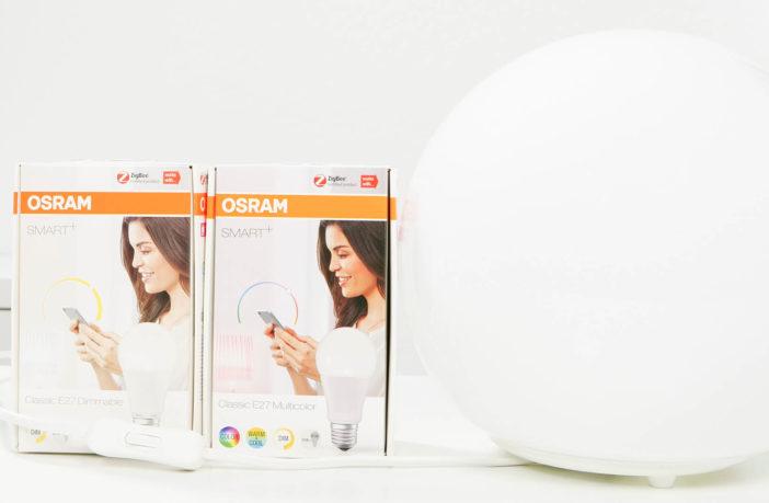 Die Osram Smart+ E27 Lampen - Kopplungsmodus & Reset