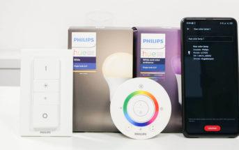 Philips Hue Lampen - Kopplungsmodus & Reset