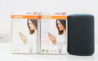 Osram Smart+ Lampen mit dem Echo Plus verbinden