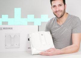 🎥 Der Ecovacs Winbot X im Test