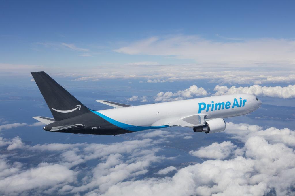 Amazon baut neuen Flughafen für weltweite 24h Lieferungen