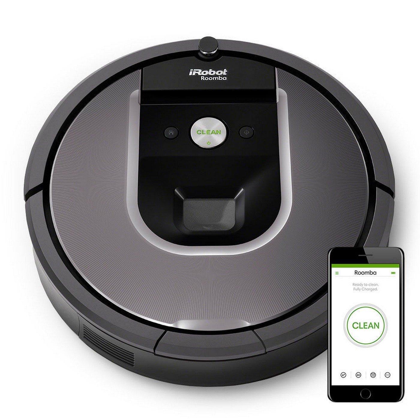 iRobot Roomba 966 für 589€ + Braava 390T gratis