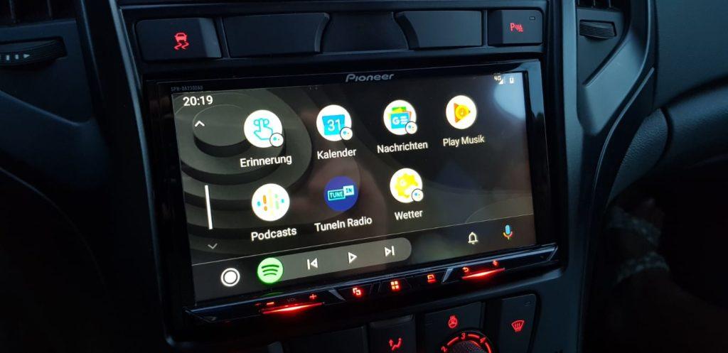 Android Auto startet kabellos in Deutschland