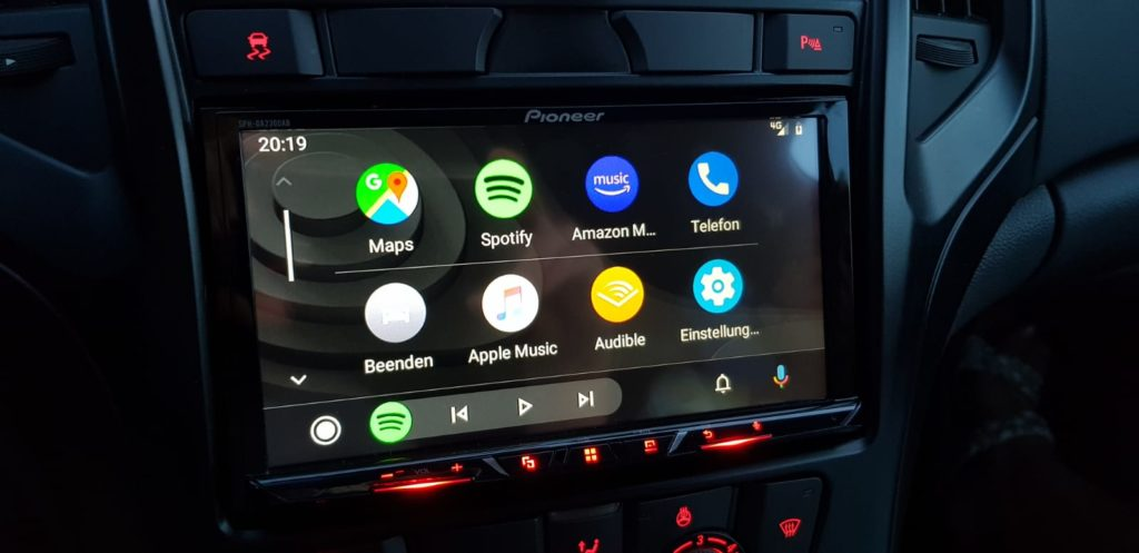 Android Auto hat 1 Milliarde Installationen