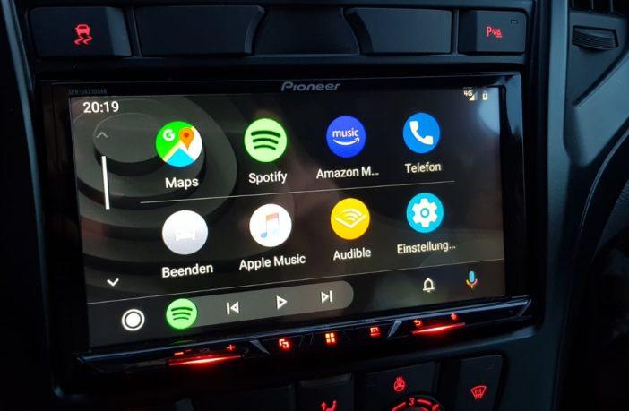 Android Auto kommt in die neuen Lexus Modelle