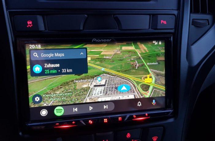 Android Auto Probleme