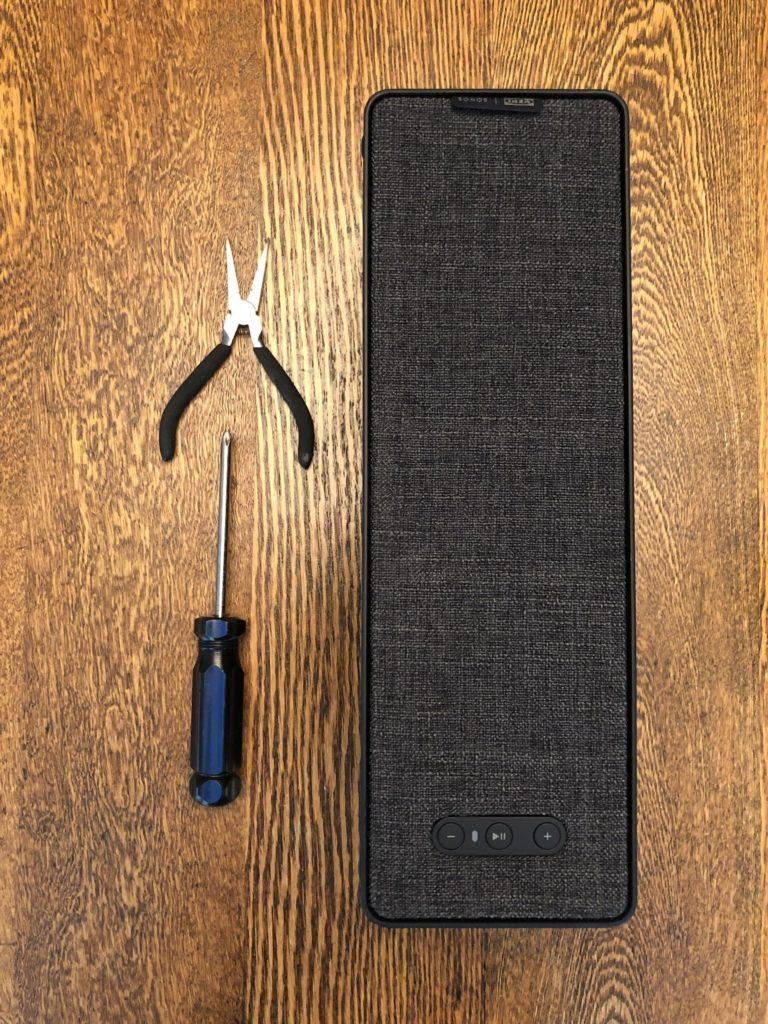 Gebastelt – Ikea Symfonisk Teile nutzen um alte Lautsprecher AirPlay 2 und Multiroom fähig zu machen