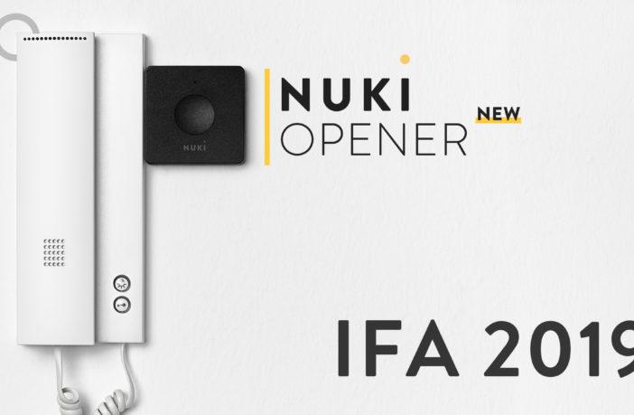 Nuki erschließt das Neubau-Segment und stellt Opener vor