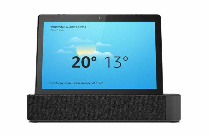 Lenovo Smart Tab M10 mit Alexa