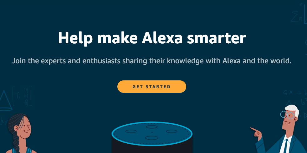 Alexa Answers – Nutzer sollen Fragen beantworten und Alexa schlauer machen