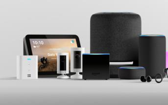 Amazon Echo Geräte