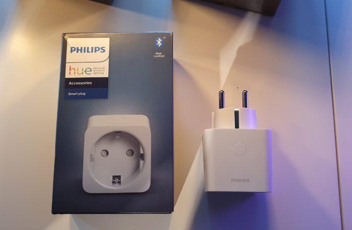 Der Philips Hue Smart Plug im Hands-On