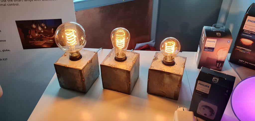 Die Philips Hue Filament Lampen im Hands-On