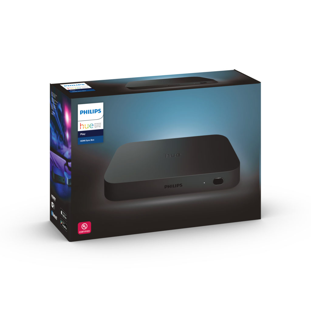 Philips Hue Sync Box ab sofort bei MediaMarkt & Saturn vorbestellbar