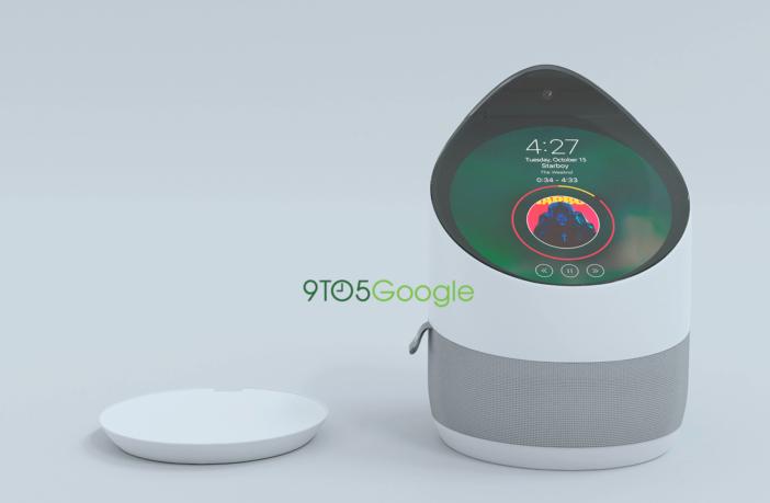 Google Home 2 – Künstler kreiert mögliches Design