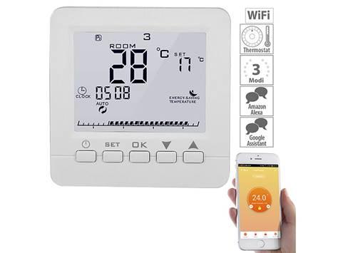 revolt – WLAN-Thermostat für Fußbodenheizung verfügbar
