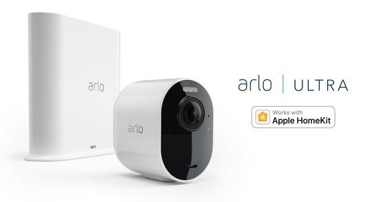 Arlo Ultra HomeKit