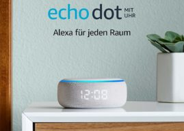 Neuer Echo und Echo Dot ab heute erhältlich