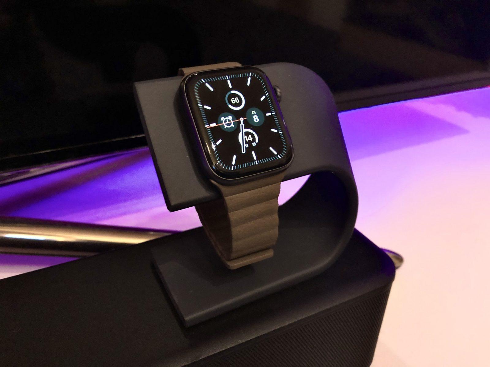 Apple Watch Schlaftracking