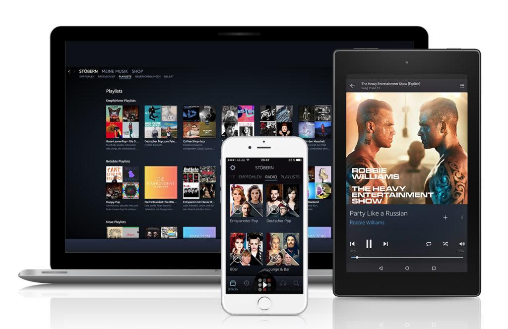 Amazon Music jetzt auf Apple TV verfügbar