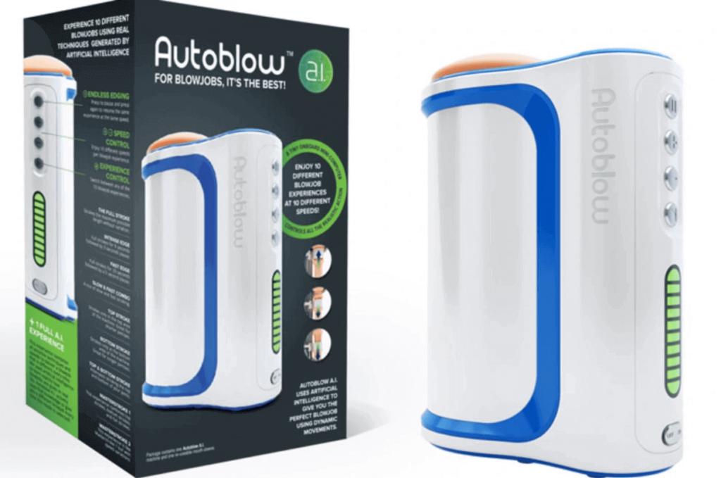 Autoblow A.I. – Sexspielzeug mit künstlicher Intelligenz