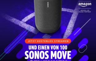 Sonos Move Gewinnspiel