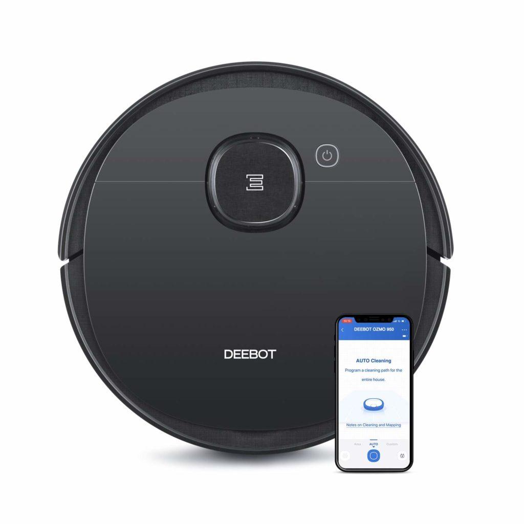 (-25.10.2020) Media Markt – Ecovacs Deebot Ozmo 950 für 387,07€
