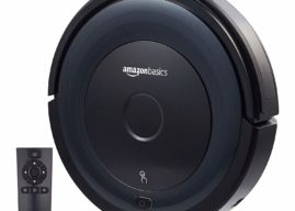 Amazon bringt AmazonBasics Saugroboter auf den Markt