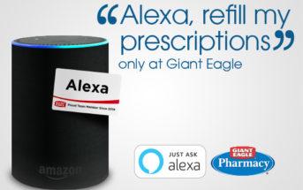 Giant Eagle Pharmacy Skill