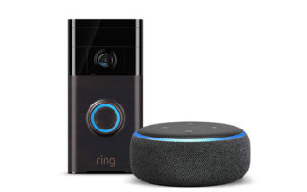 Ring Video Doorbell & Echo Dot