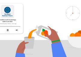Google Assistant liest jetzt Nachrichten vor