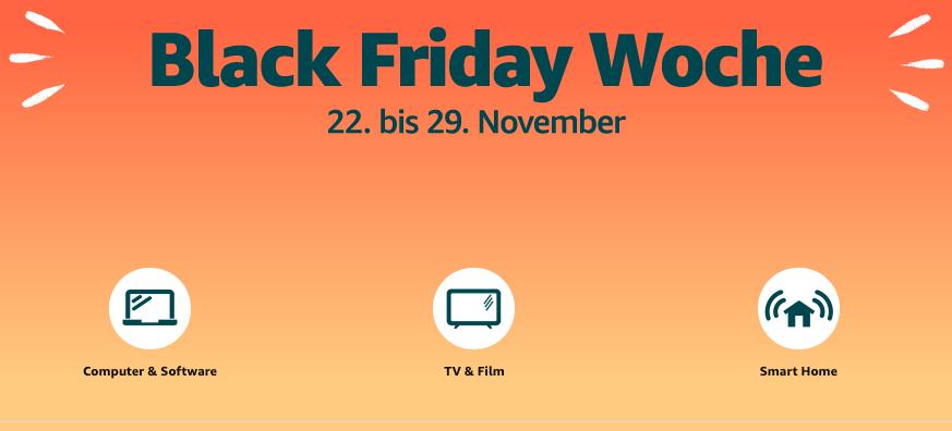 """(22.11.2019) Amazon Black Friday Woche – Das sind die Smarthome Deals """"Tag 1"""""""